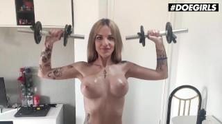 Imagen Porno español masturbacion de una joven deportista