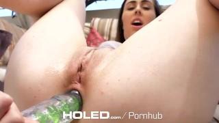 Imagen Primer anal follada al aire libre con jovencita