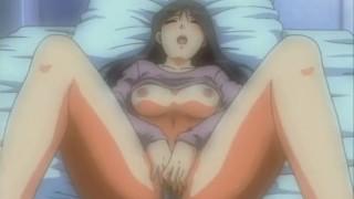 Imagen Hentai jovencita se masturba a solas