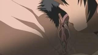 Imagen Hentai chupada de coño peludo