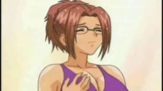 Imagen Hentai follada en la piscina
